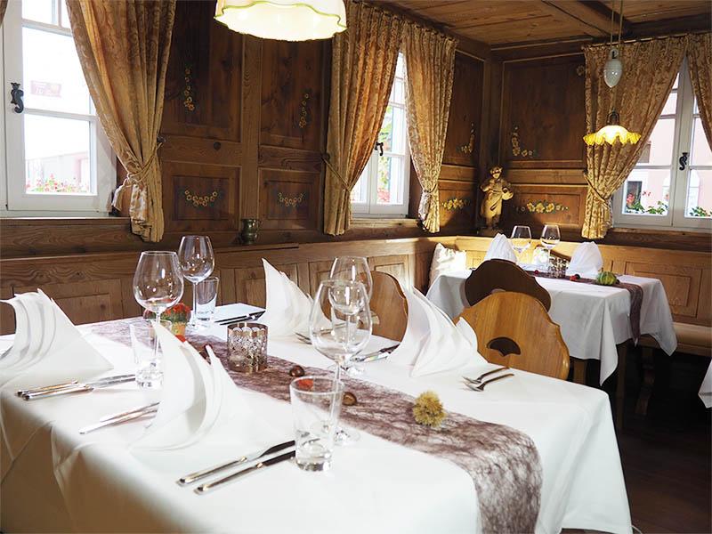 Weinstube Gude Stub Casa Antica in Bühl