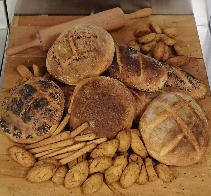 Unser selbstgemachtes Brot